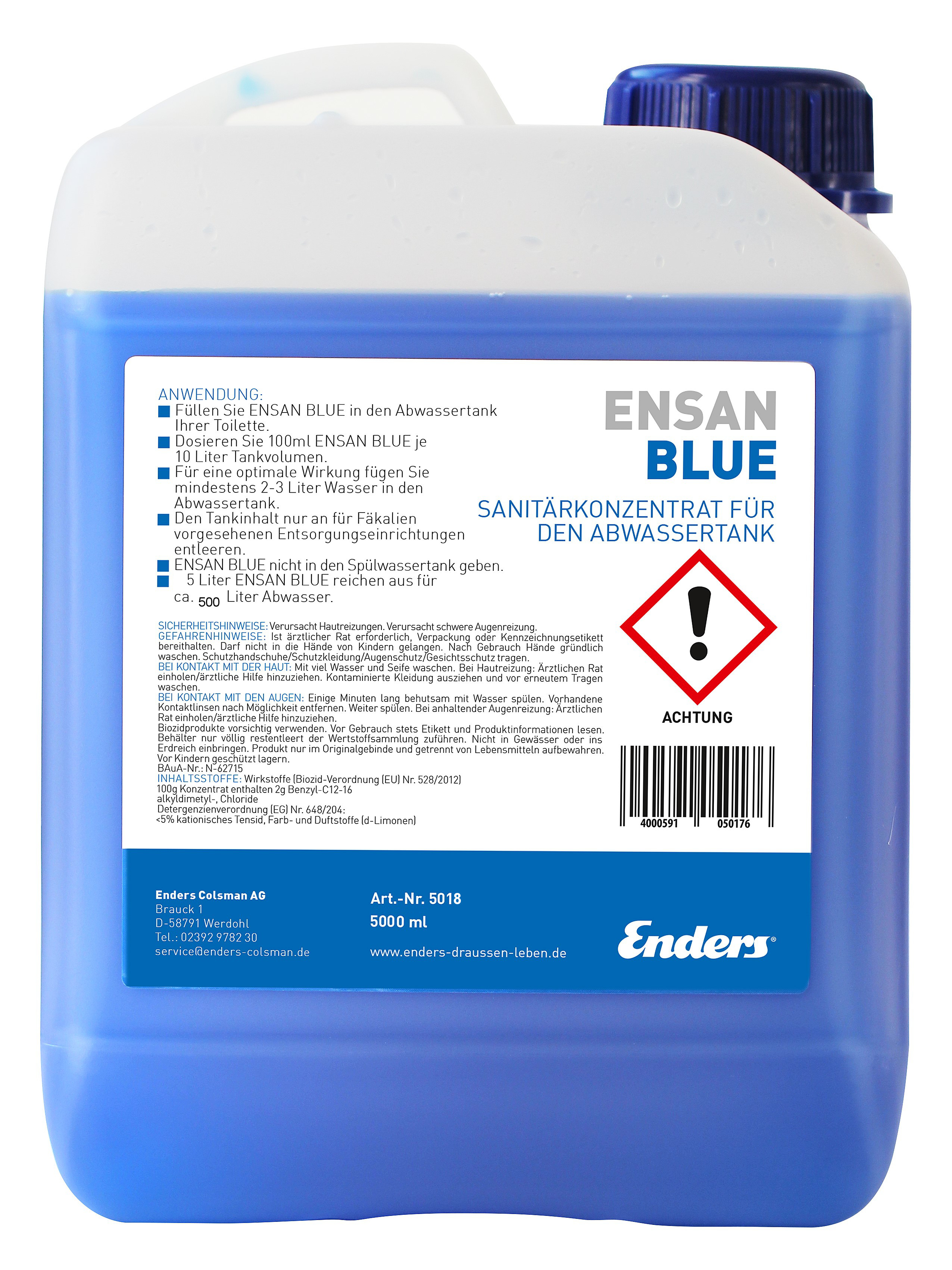 Ensan Blue