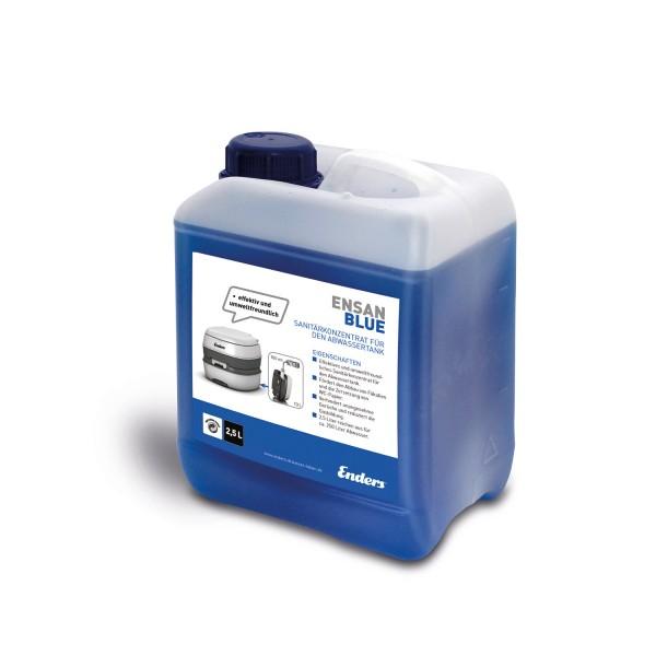 Produit sanitaire pour toilettes chimiques Ensan Blue 2,5l